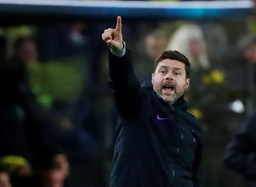 Pochettino Targets Champions League Glory