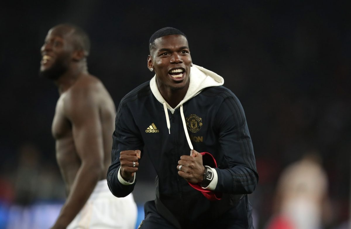 Pogba And Lukaku Linked With Old Trafford Exits