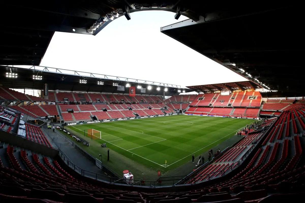 Rennes Put Pressure On PSG