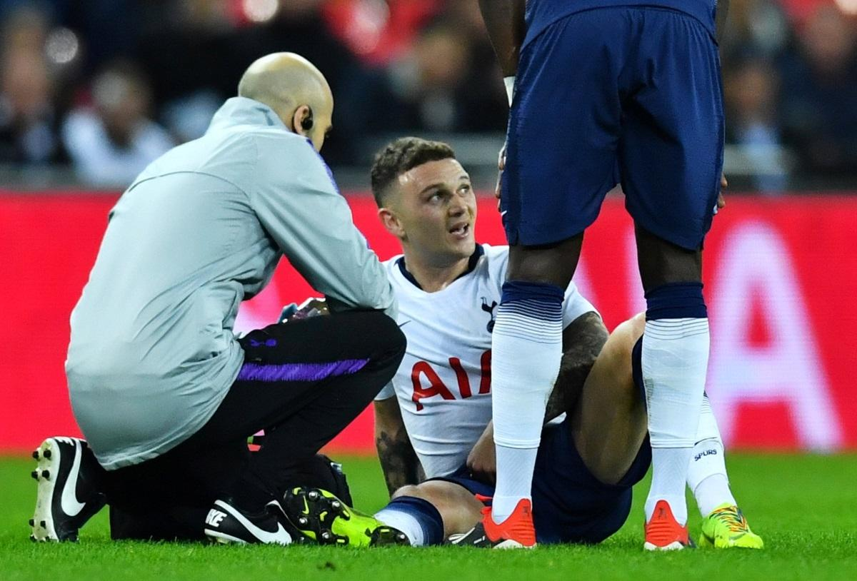 Trippier Tipped For Summer Move