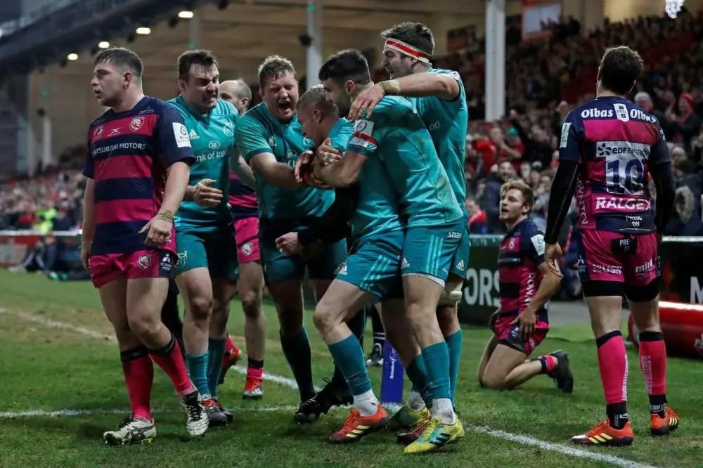 Van Graan Extends Munster Stay