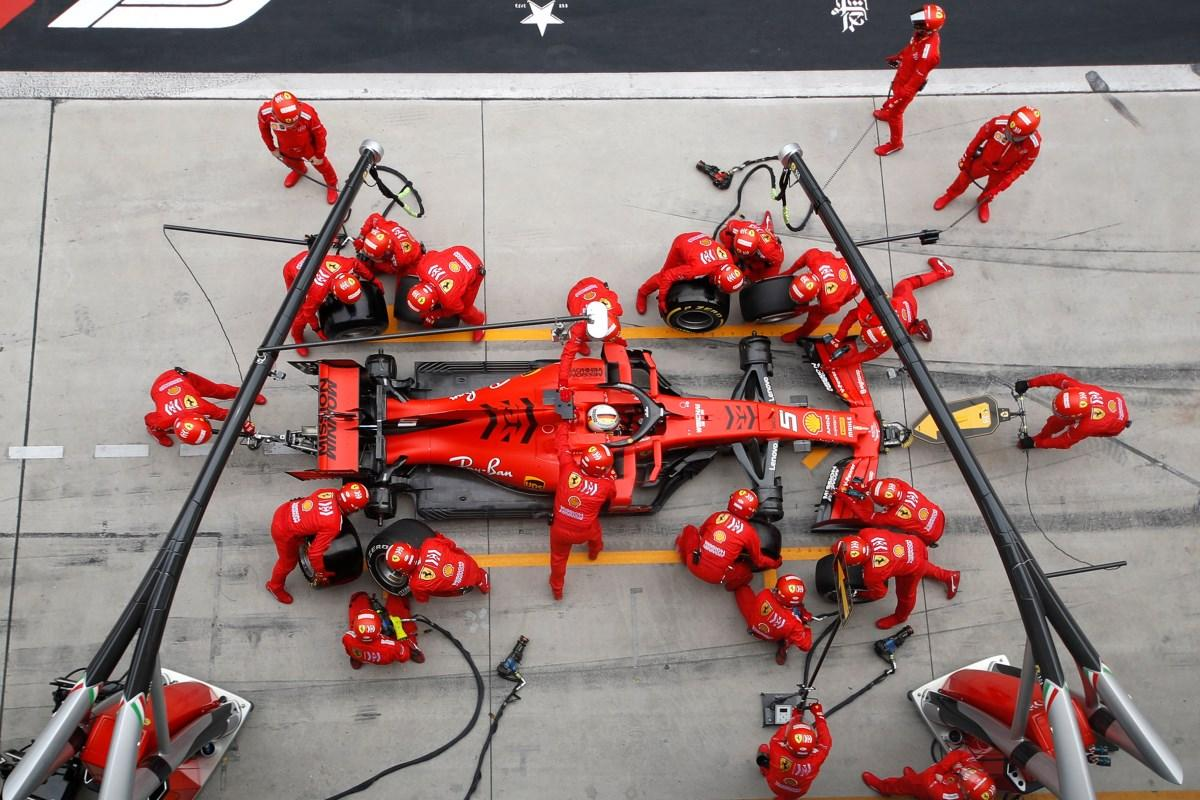 Vettel Hopes Ferrari Can Unlock Potential