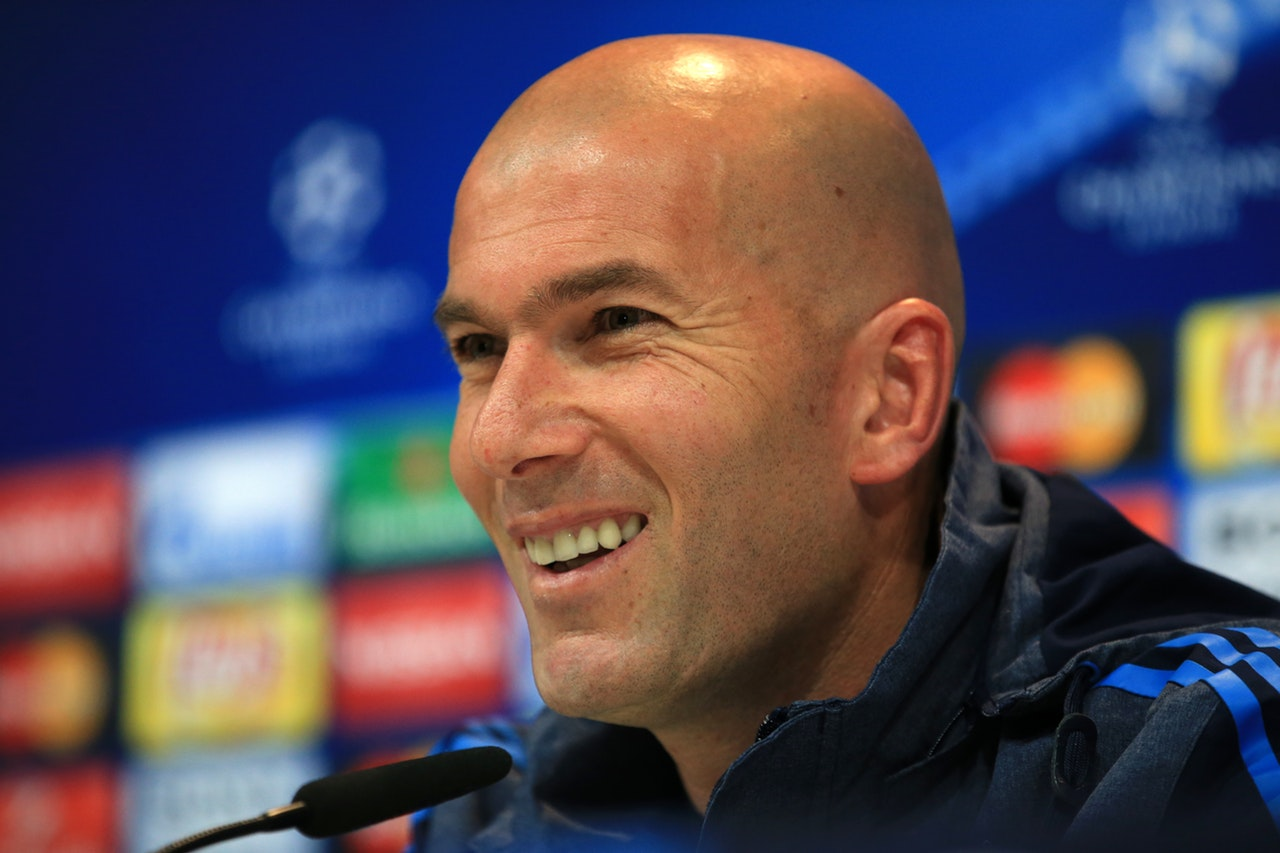Zidane hails Real character
