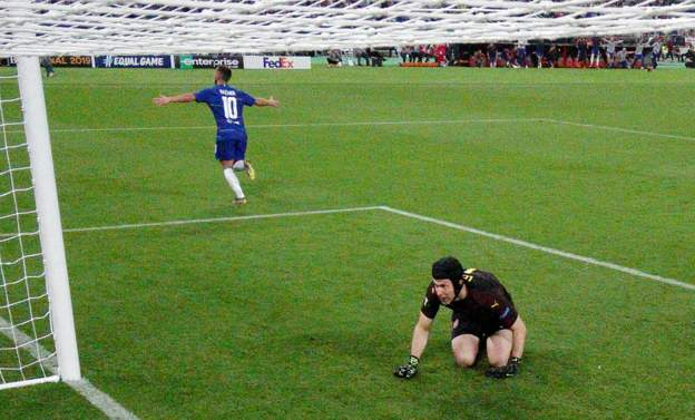 Cech Proud Of Europa League Heroics Despite Defeat