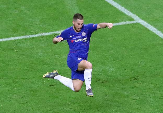 Hazard Drops Hints On Chelsea Exit