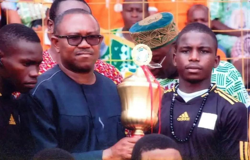 Onitsha Agog For Inaugural Anambra Democracy Cup For U-14s