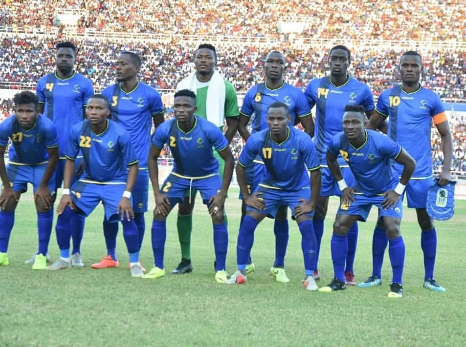 Amuneke's Tanzania Set Up Training Base In Cairo Ahead AFCON 2019