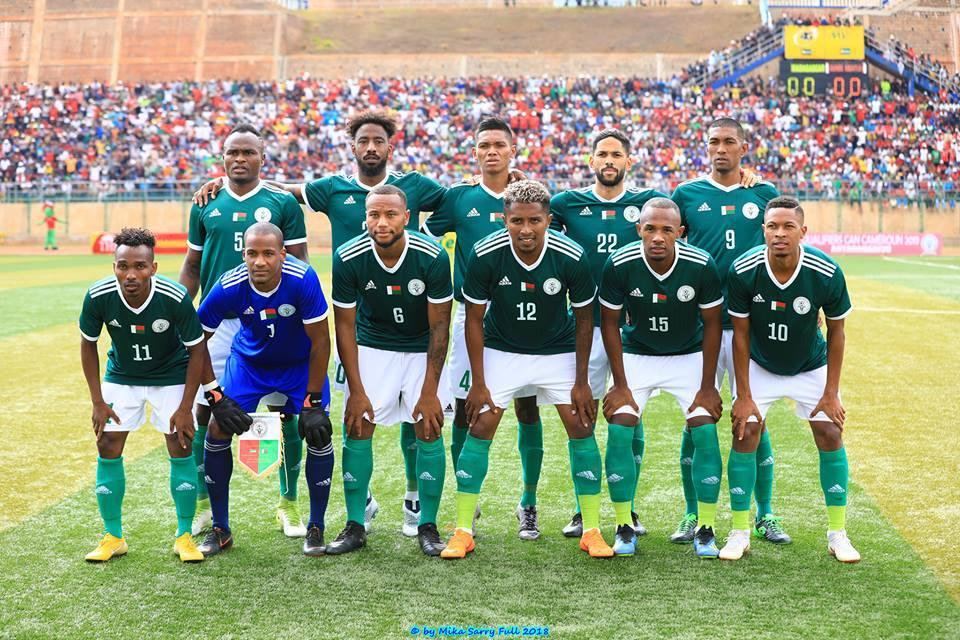 Eagles' Foes Madagascar Present AFCON 2019 Squad To Public Today