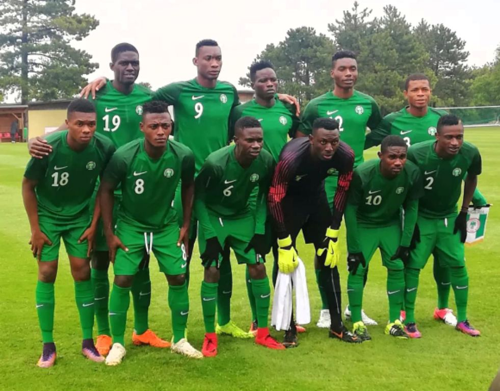 Aigbogun Works On Goal-Scoring As Flying Eagles Face Hoffenheim, Leipzig, Salzburg In Friendlies