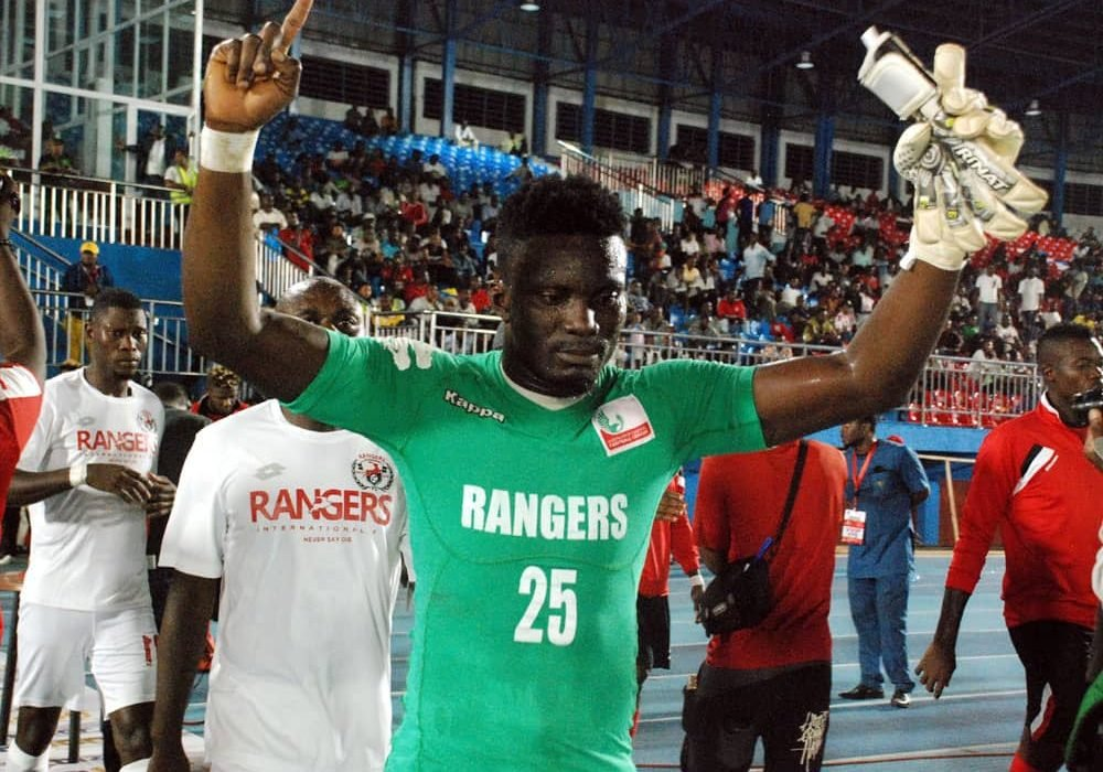 Bonsu Signs Two-Year Contract Extension With Enugu Rangers