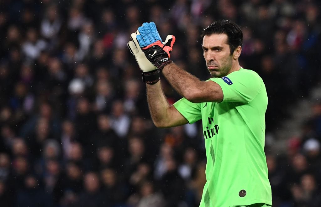 Buffon Finally Leaves PSG After Turning Down New Deal Offer