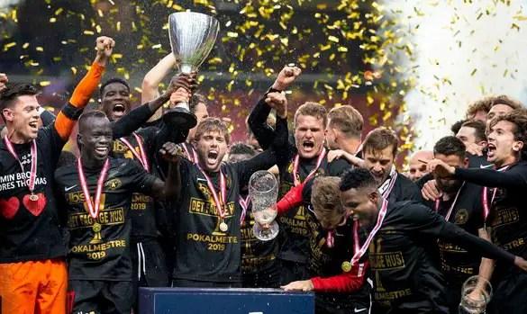 Onuachu Wins Danish Cup As Midtjylland Pip Broendby On Penalties In Final