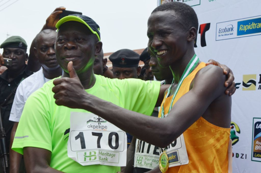 20 Gold Level Runners Confirmed For 7th Okpekpe Int'l 10km Road Race