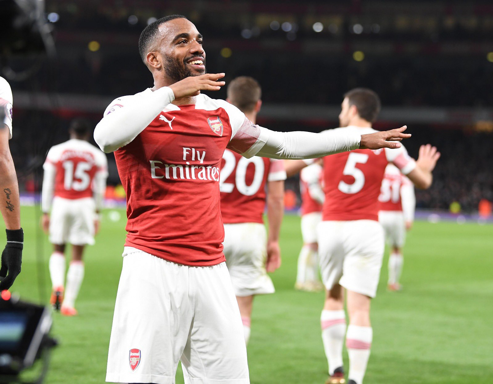 Deschamps Snubs Arsenal Player Of Season Lacazette In  France Squad For Euro Qualifiers