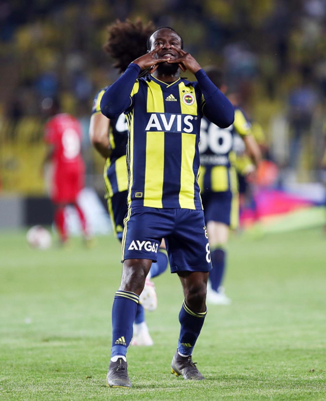 Moses Delighted To End Season On High In Fenerbahce Win Vs Antalyaspor