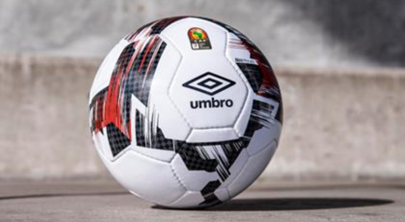 CAF, Umbro Unveil AFCON 2019 Official Neo Pro Match Ball