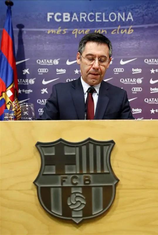 Barca Chief Defends Valverde