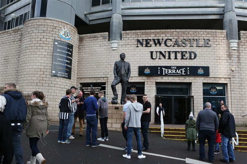 Bin Zayed Group Confirm Newcastle Deal