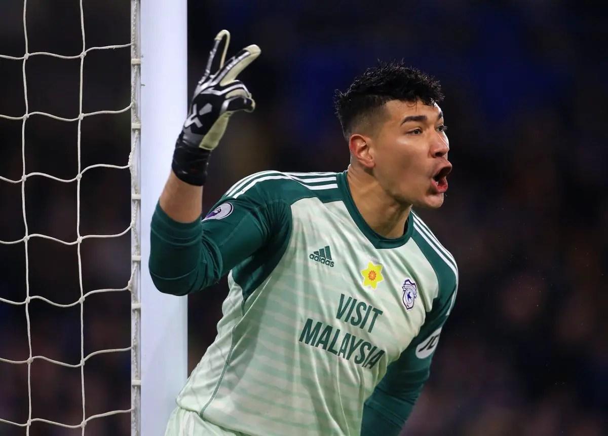 Cardiff Set Keeper Asking Price