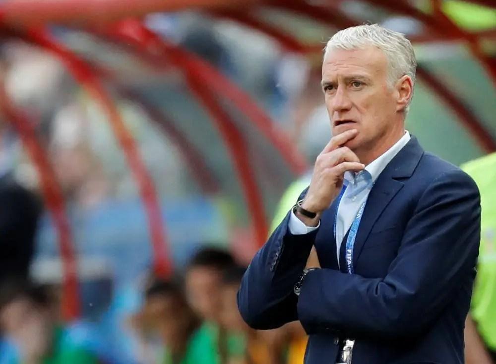 Deschamps Linked With Juve Return
