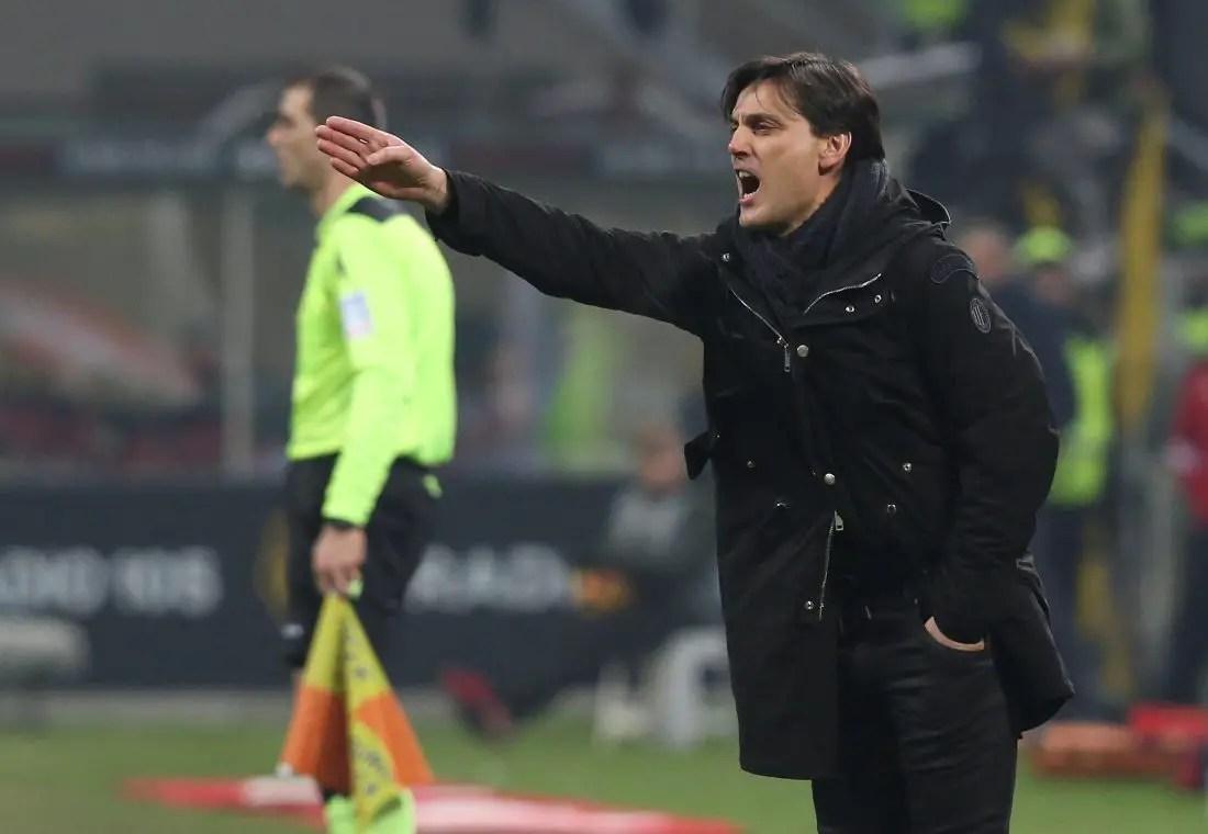Fiorentina Rocked By Montella Ban