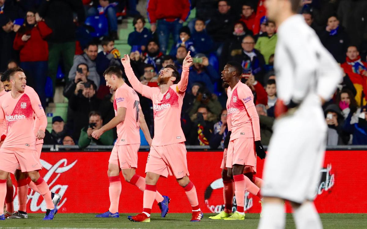 La Liga Round 37 Preview: Getafe Face Tough Trip To Barcelona In Battle For Top Four