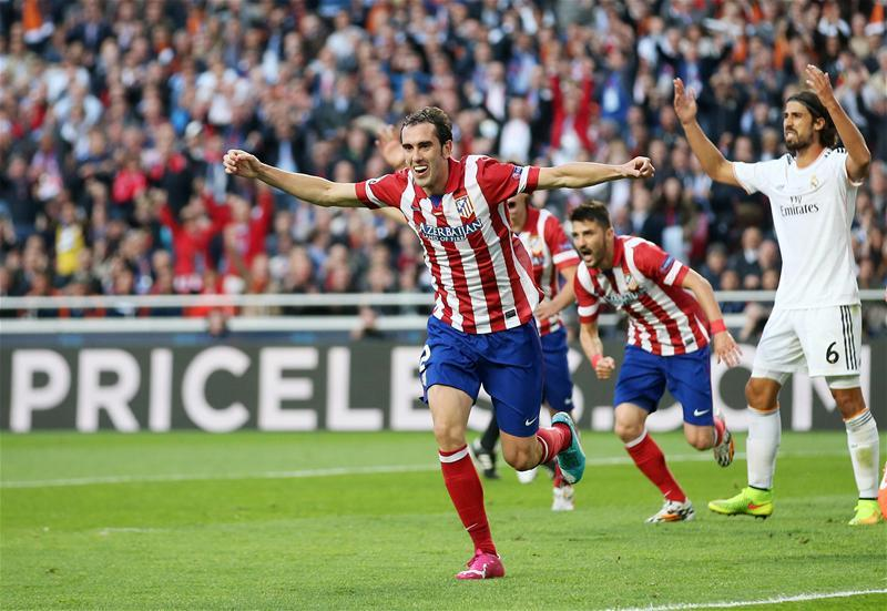 Godin To Leave Atletico
