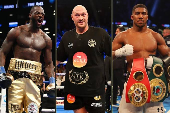 Fury Calls For Joshua – Wilder Fight