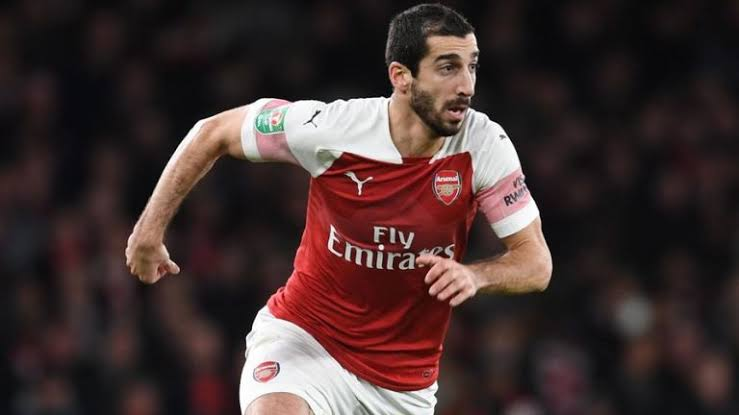 Mkhitaryan To Miss Arsenal UEFA Europa League Final Clash Vs Chelsea Over Political Tension