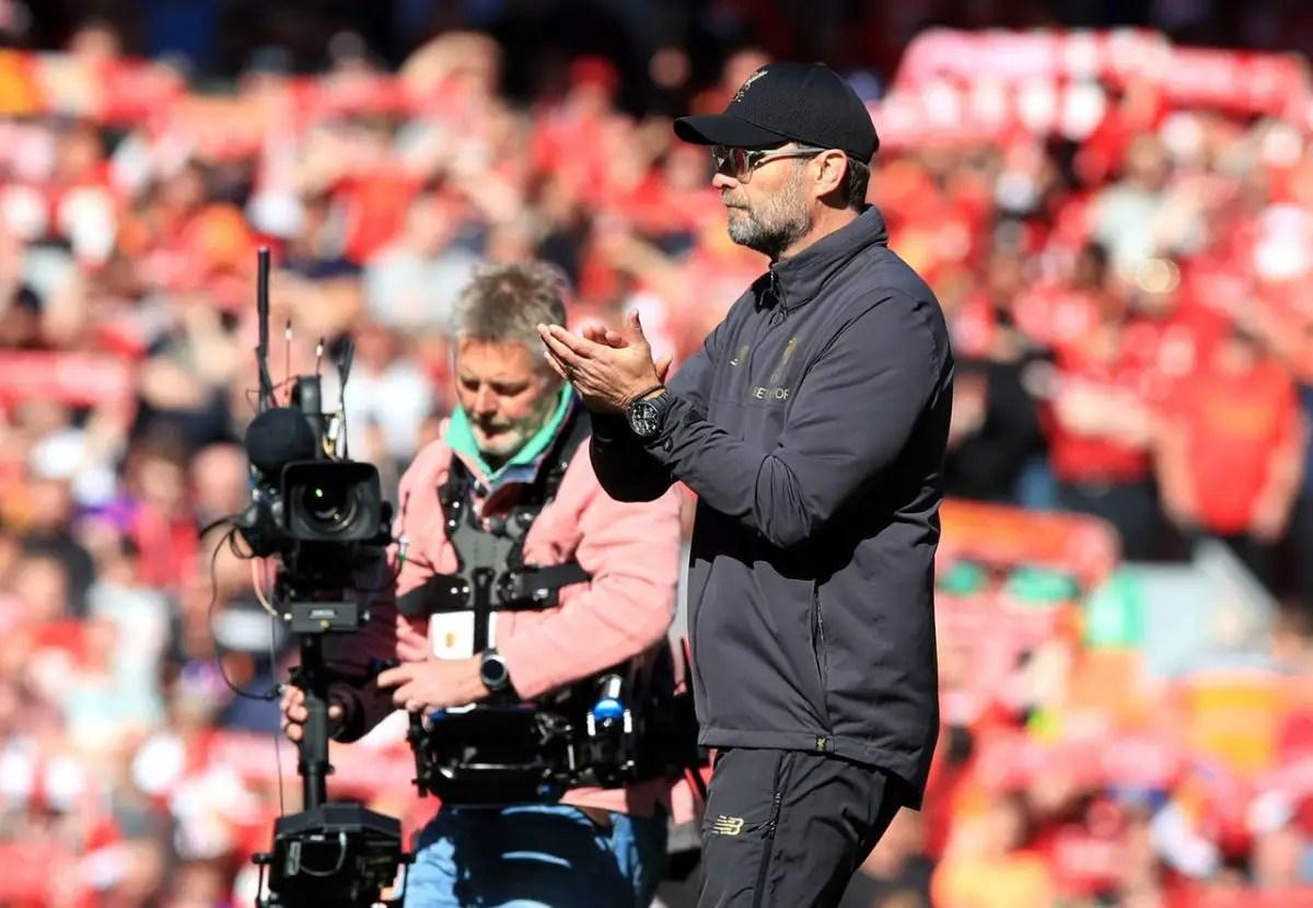 Klopp Salutes Reds Season