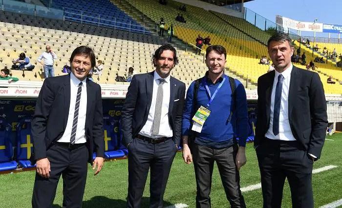 Leonardo In Line For PSG Return