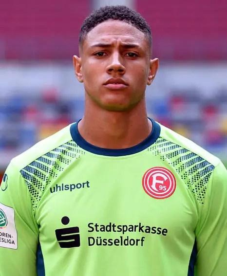 Fortuna Düsseldorf Goalie Okoye Eager For U-23 Eagles Action