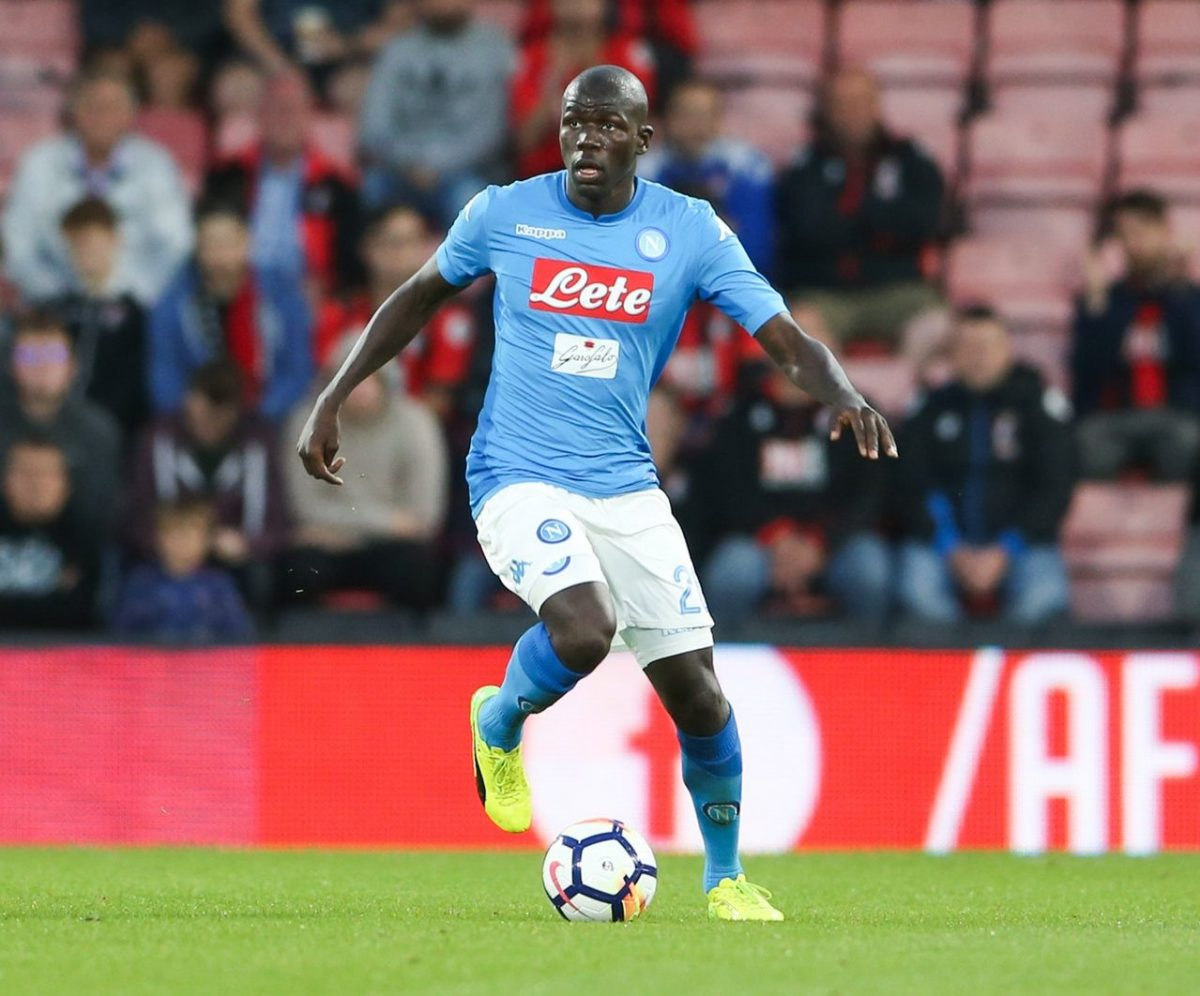 Napoli In Double Defender Link