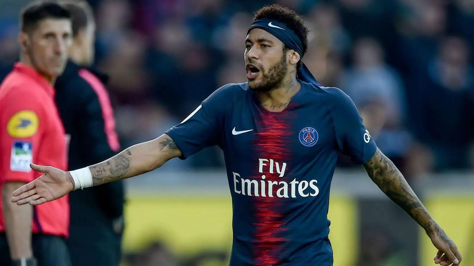Tuchel: Neymar Not Fit To Captain PSG