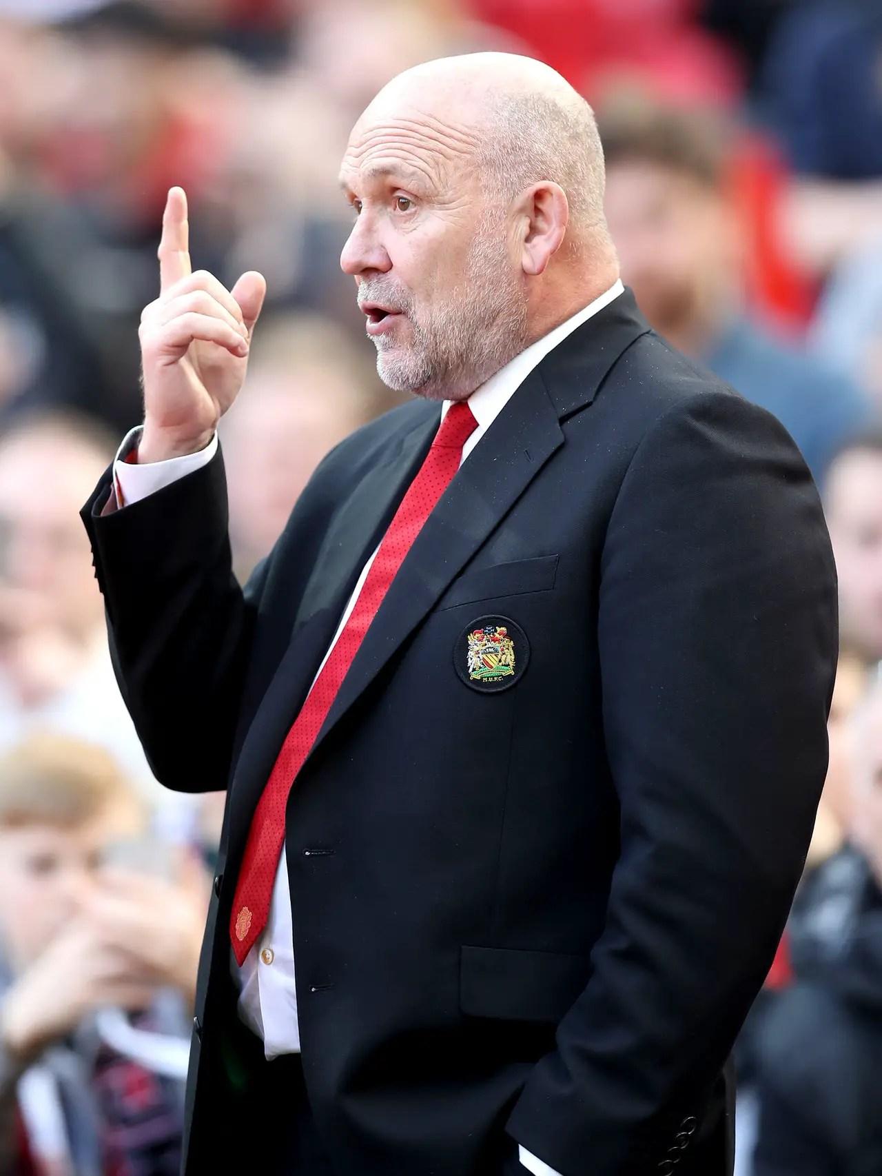 Phelan Agrees Three-year United deal