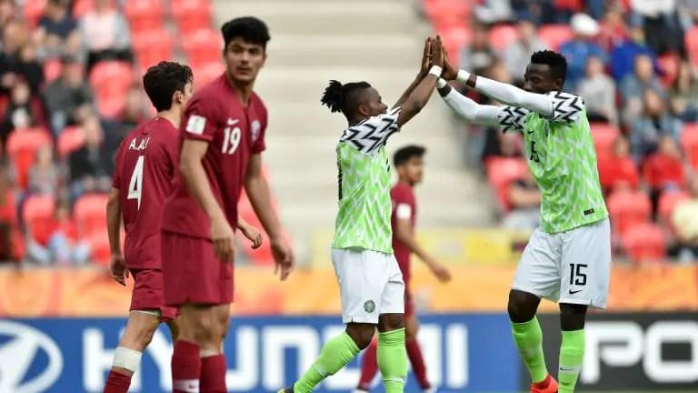 BRILLIANT! : Flying Eagles' Rating In 4-0 Win Vs Qatar