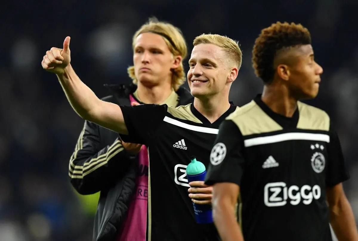 PSG Plot New Ajax Swoop