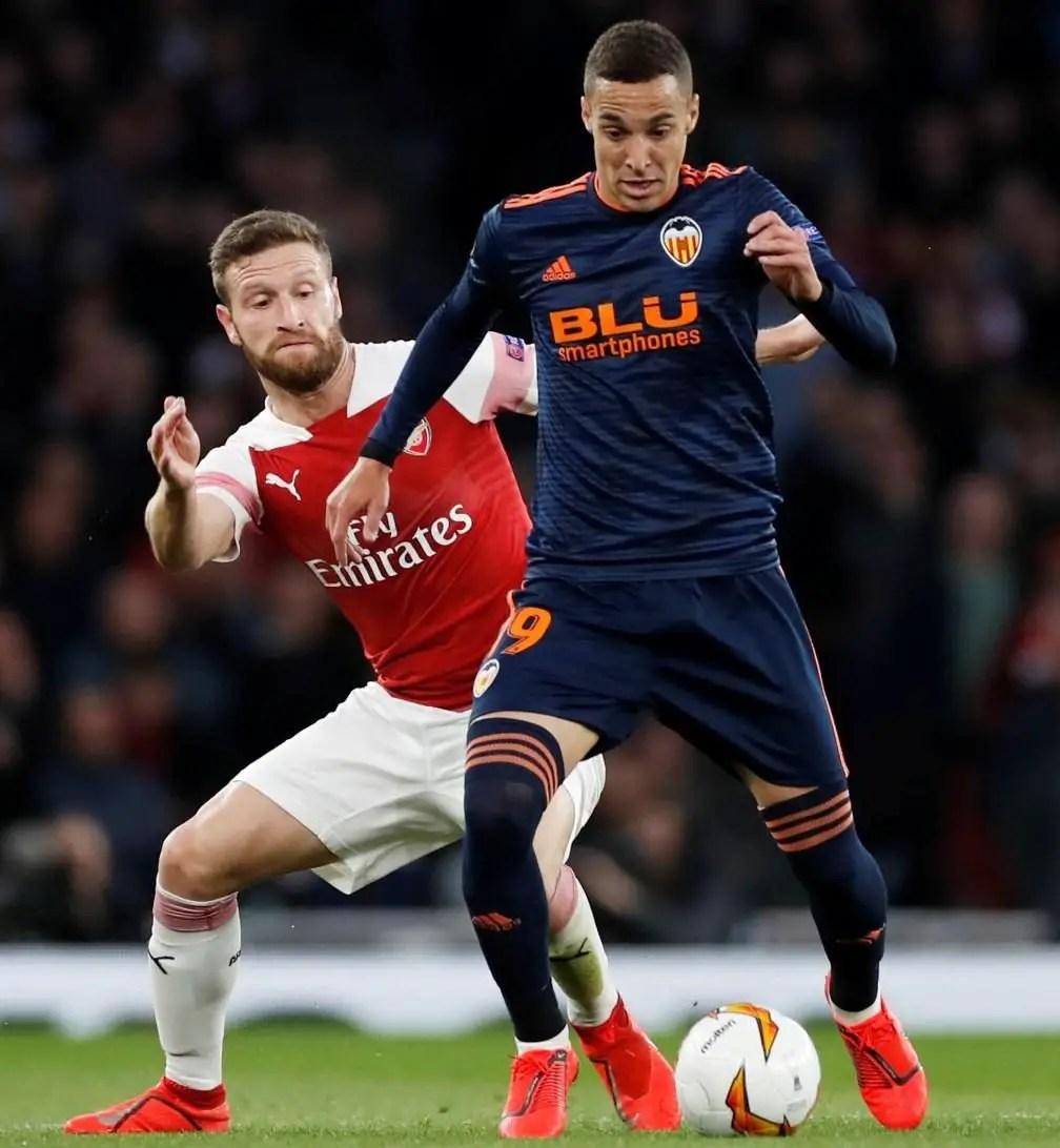 Rodrigo Backs Valencia Comeback