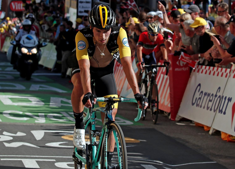 Roglic Extends Giro Lead