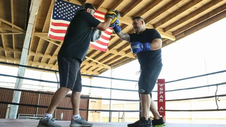 Ruiz Jr: I Will Knock Out Joshua