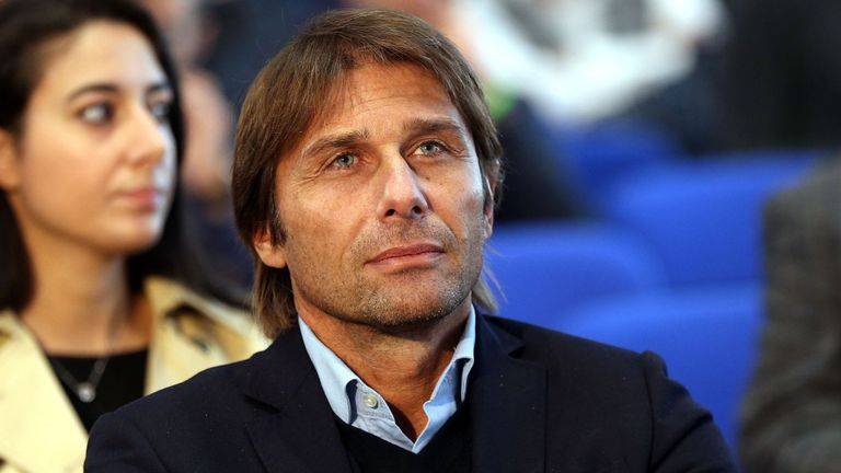 Conte Interested In Manchester United Job