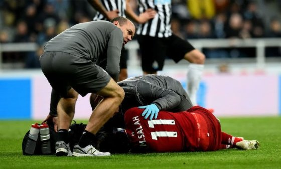 Klopp: Salah Will Be Fit For Barca Clash