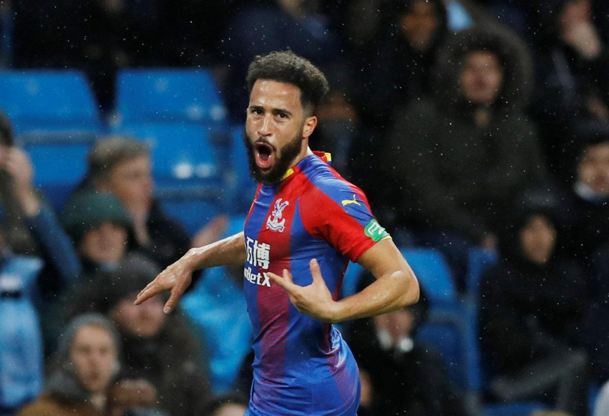Townsend Delighted To End Goal Drought