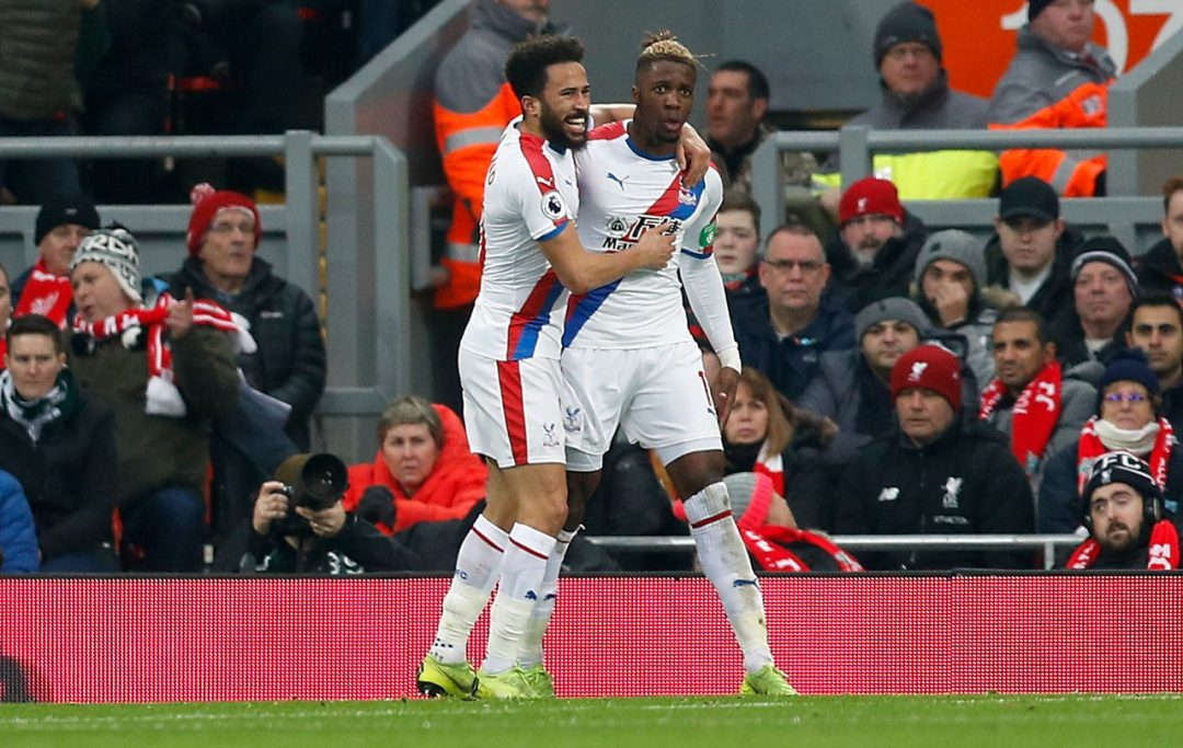 Townsend Eager For Zaha Stay
