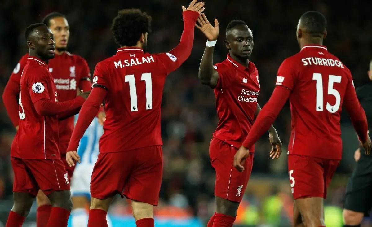 Triple Boost For Liverpool's Title Bid