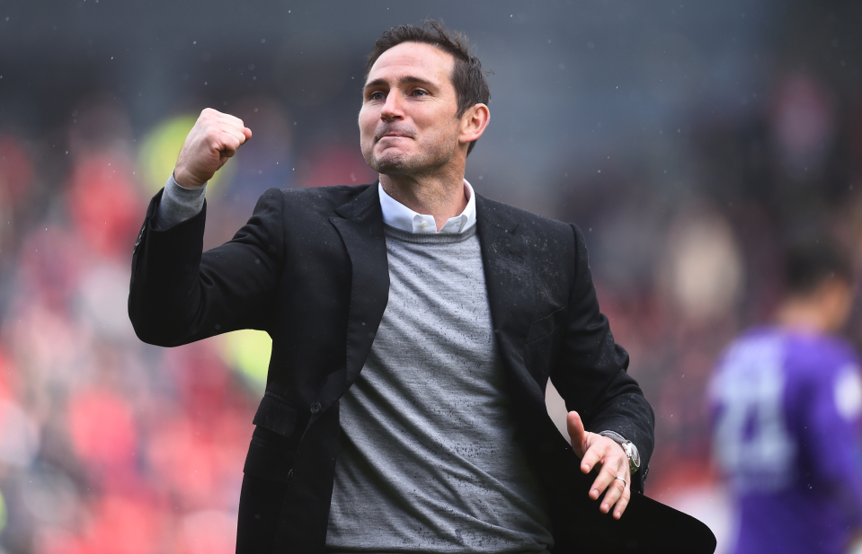 Lampard Gets Derby County Nod To Negotiate Chelsea Job Offer