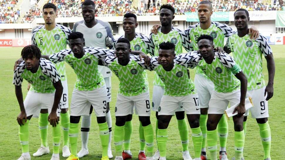 NFF Thanks President  Buhari After Receiving AFCON Money