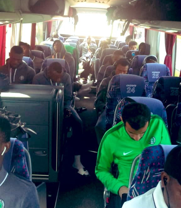 Poland 2019: Flying Eagles Arrive In Lodz Ahead Monday's Round Of 16 Clash Vs Senegal