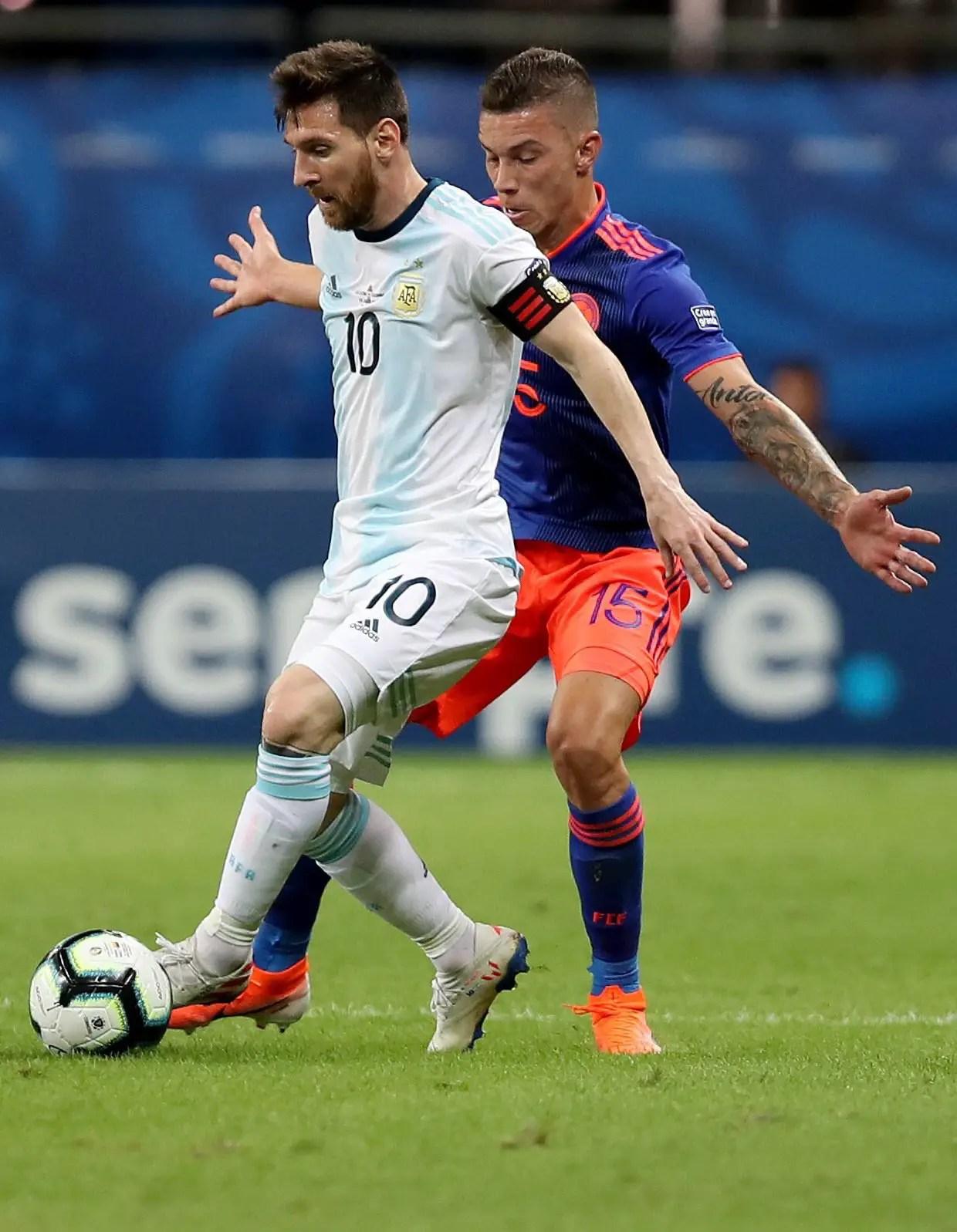 Brazil vs Argetina: Scaloni Talks Up  Messi Factor Ahead Semi-Final Clash
