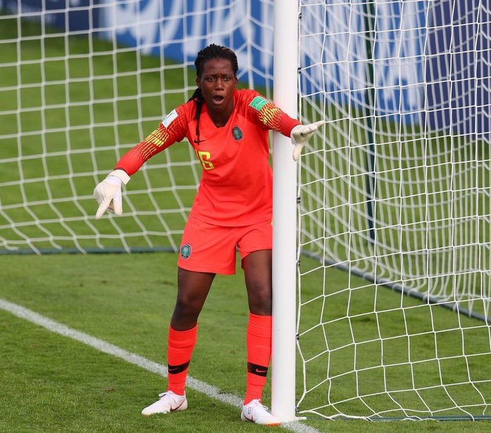 Nnadozie: Super Falcons Will Not Lose To France